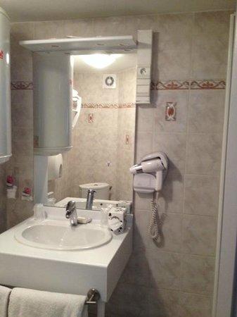 Hotel Du Parc : lavabo