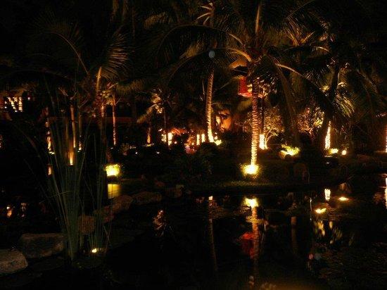 Bo Phut Resort & Spa: Gartenanlage