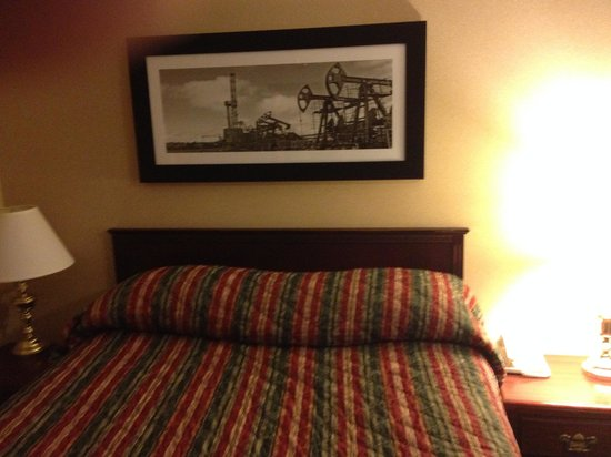 Sandman Hotel Red Deer: Bed
