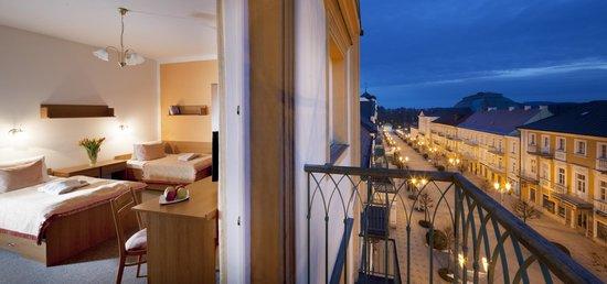 Goethe Spa & Kur Hotel: Komfort double room