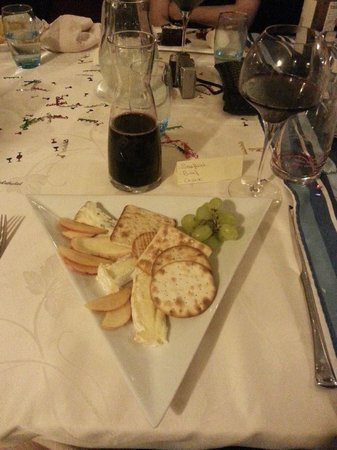 The Guildhall Tavern: Cheese