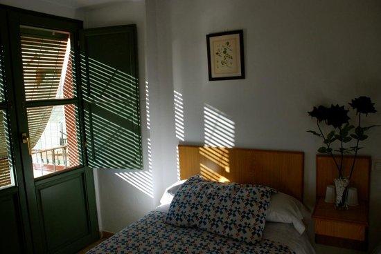 Hostel La Corredera: suite