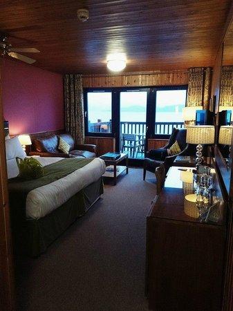 Lodge on Loch Lomond: executive suit