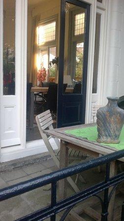 Villa Cornelia Bed & Breakfast: Magnolia Terrace (1p)