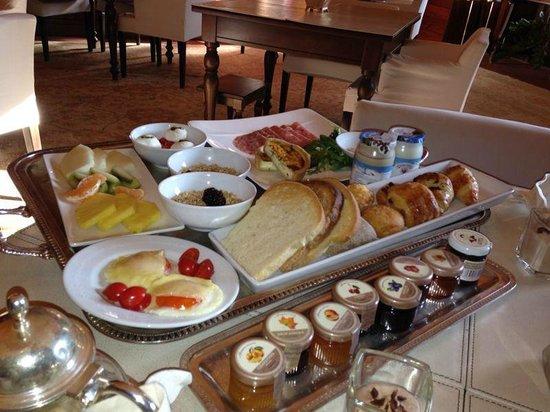Il Salviatino: Breakfast - Day 2