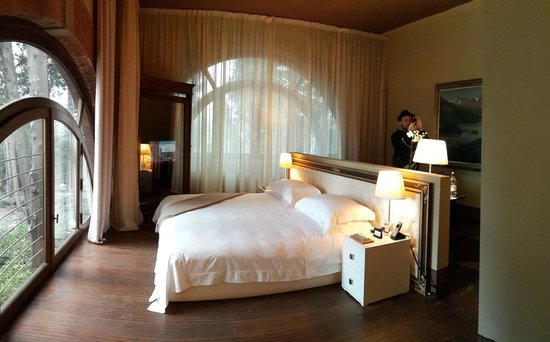 Il Salviatino: Bedroom