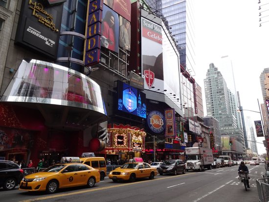 42nd Street1 - Picture of 42nd Street, New York City ...