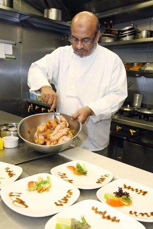 Bilash : Executive Chef Sitab Khan