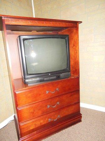 Greenup Inn: Tv worked