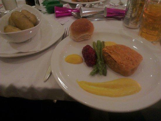 Auchrannie Leisure Centre: Vegan Main Meal