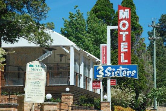 3 Sisters Motel: Motel