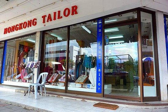‪Hong Kong Tailor‬