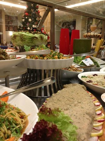 Holiday Inn Resort Dead Sea: 2014-Christmas Gala Dinner