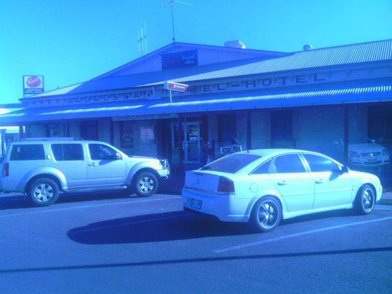 Ardrossan Hotel Motel