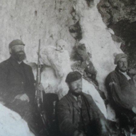 Cueva del Milodon: Foto de la pregunta vean el cráneo