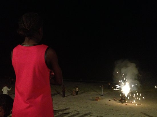 Neptune Village Beach Resort & Spa: New Years Eve on the beach