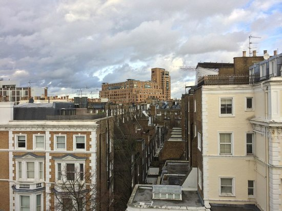 The Nadler Kensington: View from room 503