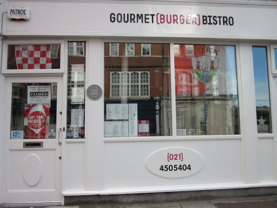 Gourmet Burger Bistro : Comforted by tasty GBBs after losing the final