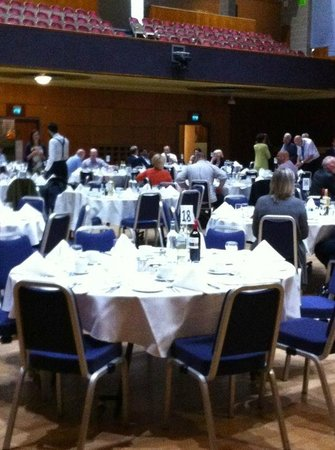 Bilash: Catering at Civic Hall (2013)