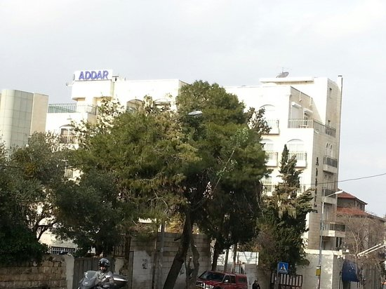 Addar Hotel: Front of the hotel