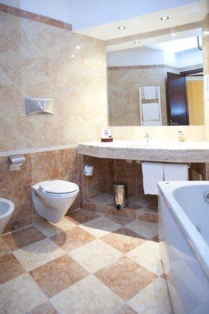 Hotel Grillo: Bagno Camera Superior