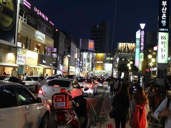 Gwangbokro Culture and Fashion street: 光復路3