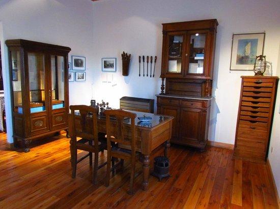 Camarones, Argentina: Escritorio