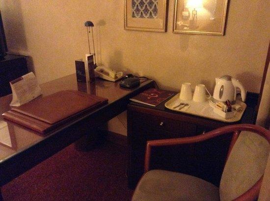 Sheraton Casablanca Hotel & Towers : Sheraton room pic 1