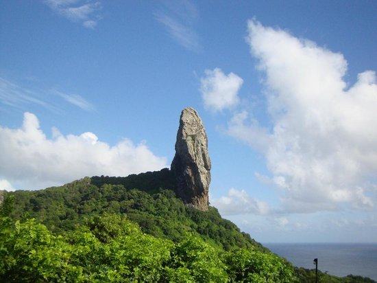 Pousada Filo : Vista do Morro do Pico