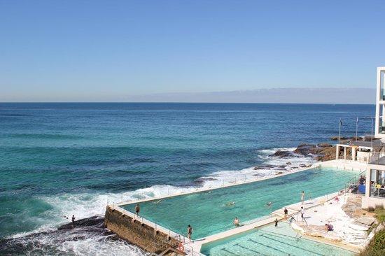 Bondi to Coogee Beach Coastal Walk: Начало маршрута Бонди бич (Bondi beach)