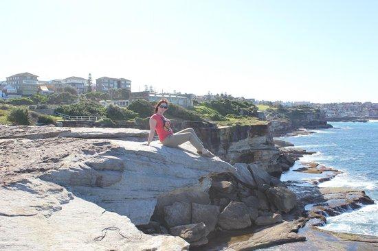 Bondi to Coogee Beach Coastal Walk: По пути
