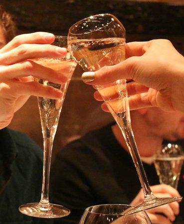 Fazenda Rodizio Bar and Grill: cheers