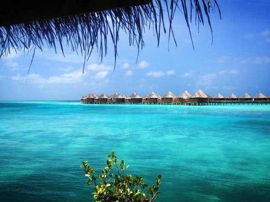 Baros Maldives : The accommodation