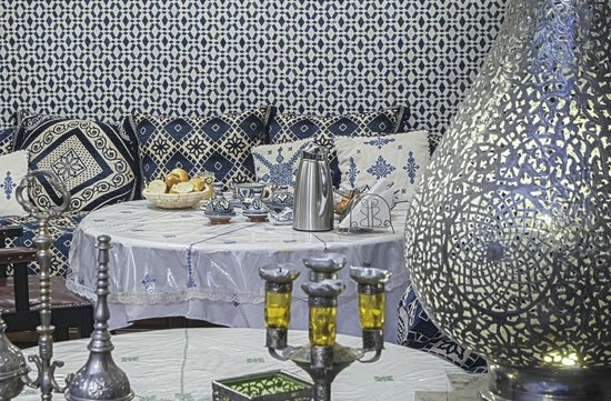 Riad Lahboul : Breakfast