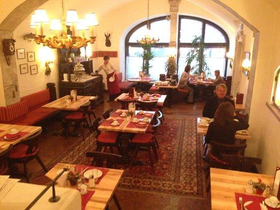 Stadtkrug Hotel : Excellent Breakfast