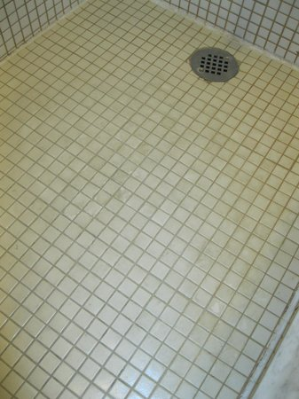 Executive Hotel Cosmopolitan: Shower Floor
