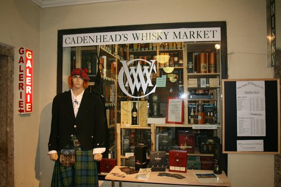Cadenhead's Whisky Market Austria