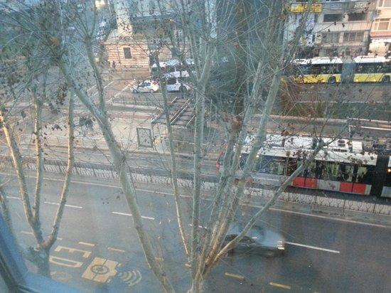 Ramada Istanbul Old City: Next to Tram Station