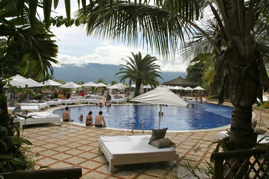 DPNY Beach Hotel & Spa: mais piscina