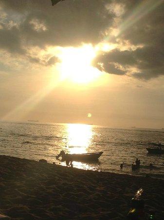 DPNY Beach Hotel & Spa: praia