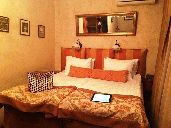 Pushka Inn Hotel: В номере