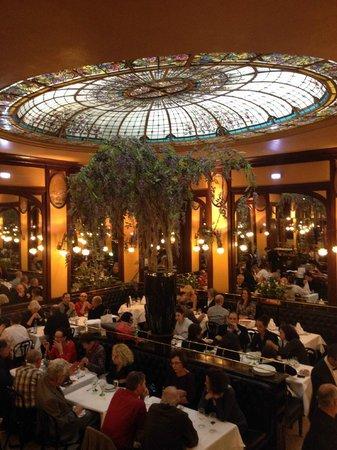 Verriere foto van brasserie bofinger parijs tripadvisor - Verriere externe ...
