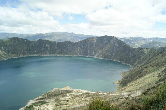 Hacienda Hato Verde: Laguna Quilotoa