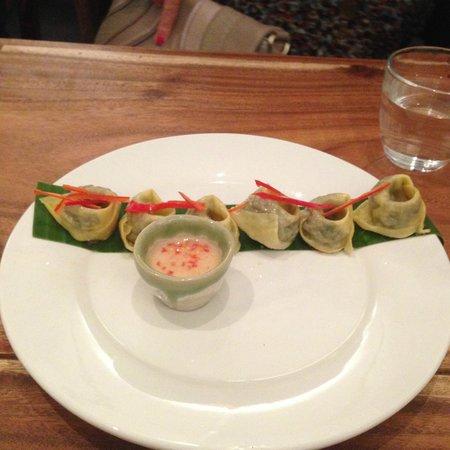 Jaan Bai Restaurant: Part of the set menu