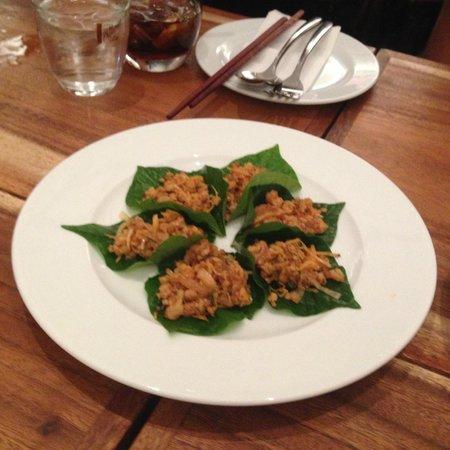 Jaan Bai Restaurant: Another fabulous dish from the set menu