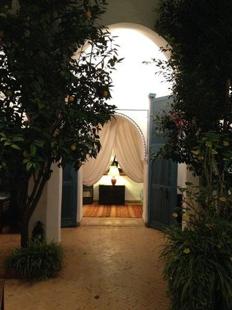 Riad Sekkat: Beautiful Riad!