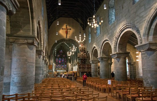 Stavanger Cathedral - interior - Picture of Stavanger Cathedral ...