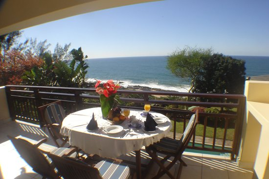 Bed & Breakfast by the Sea: Stunning sea views from the Guest House