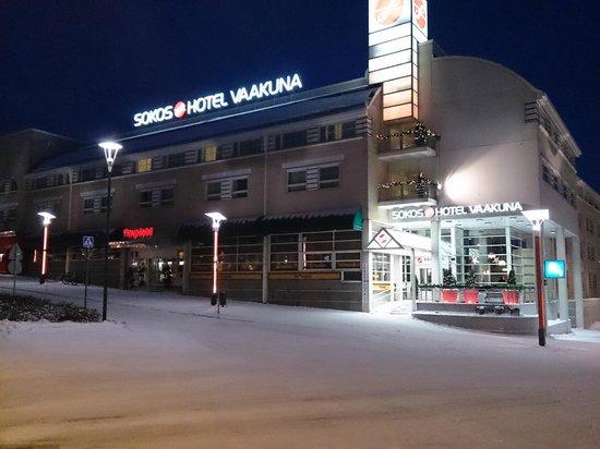 Original Sokos Hotel Vaakuna,Rovaniemi : Hotel