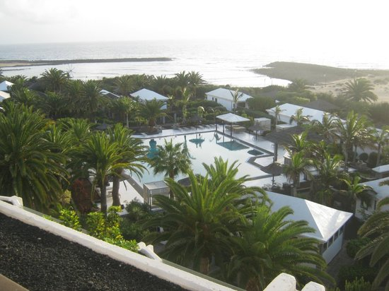 Meliá Salinas: View from Room 415